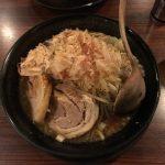 吉祥寺でガッツリで、しつこくないラーメンを食べたいならここ!「ラーメン勘九郎」