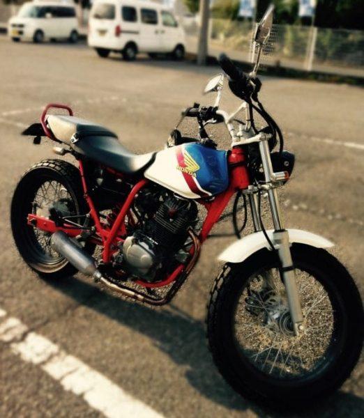 ホンダFTR223というバイク