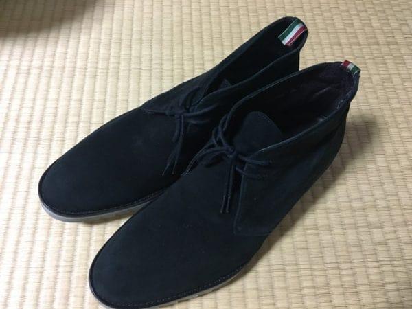 セカンドストリートとトレファクスタイルに売る靴