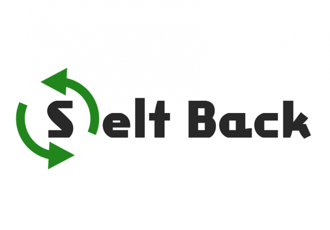 SelfBackと書かれたアイキャッチ