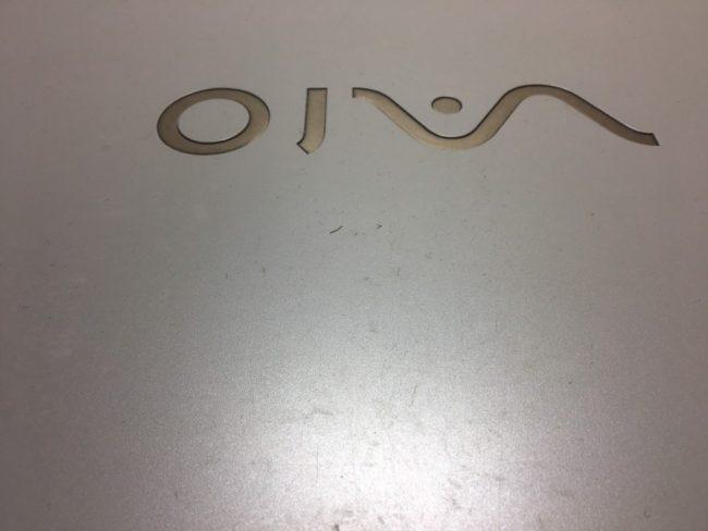 SONYのノートパソコン