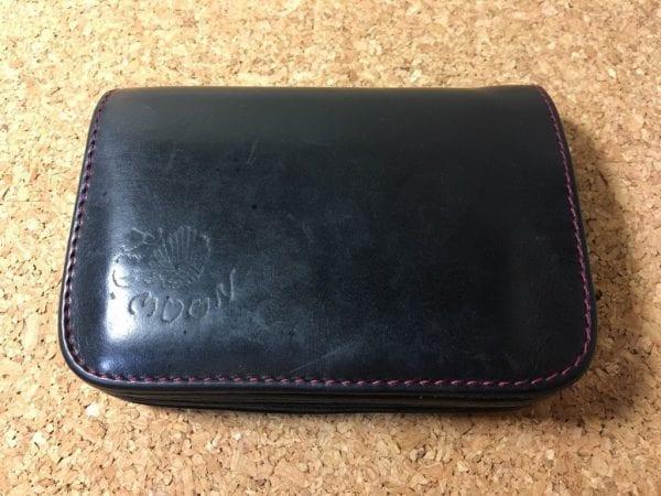 レッドムーンの財布